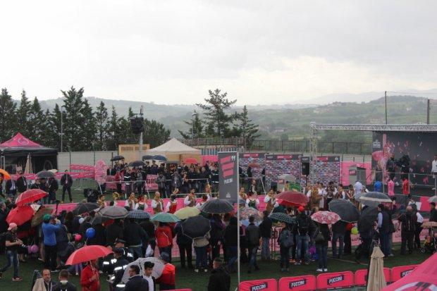Giro d'Italia: oggi l'arrivo della tappa a Roccaraso