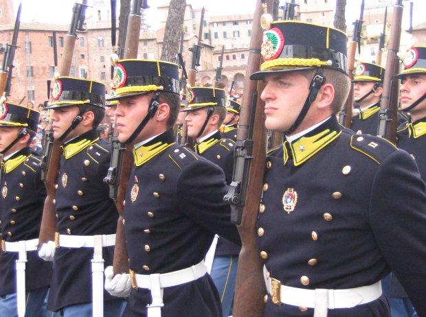 Guardia di Finanza. Allievi Ufficiali