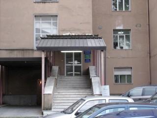 Il reparto di Psichiatria dell'ospedale Rummo di Benevento