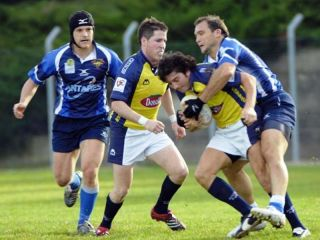 Rugby (foto di archivio)