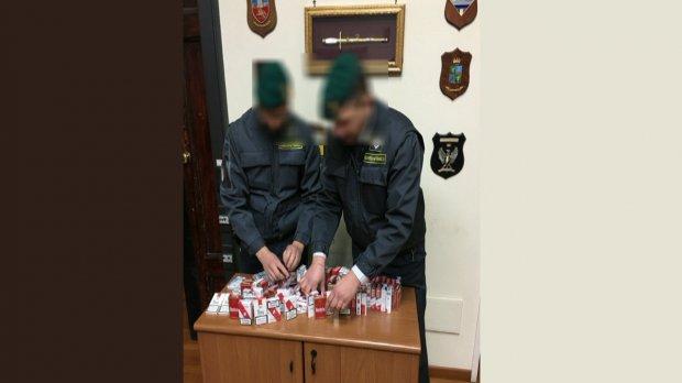 Salerno. Sorpreso dalla Finanza contrabbandiere marocchino: denunciato