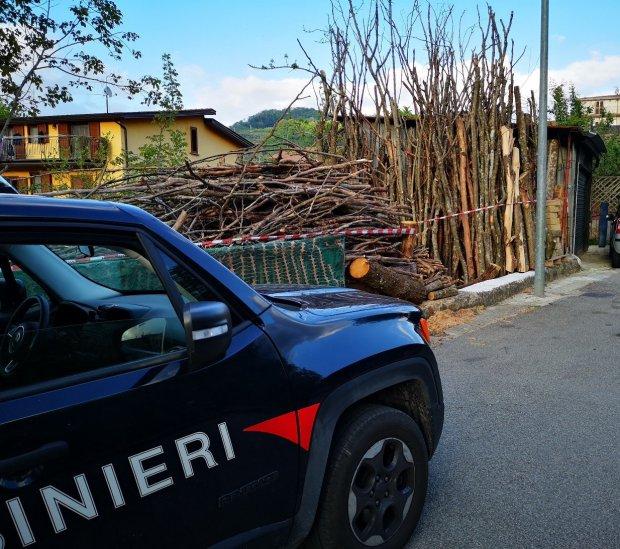 Carabinieri Forestali di Montesarchio