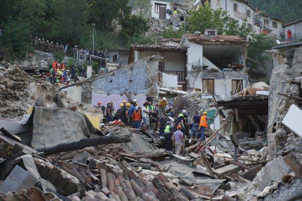 Vigili del fuoco di Cuneo mobilitati per il terremoto in Centro Italia