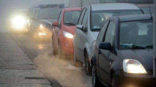 Inquinamento auto: foto dailygreen