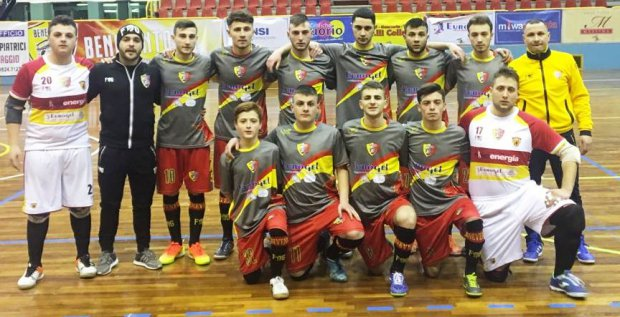 Benevento 5 under 19