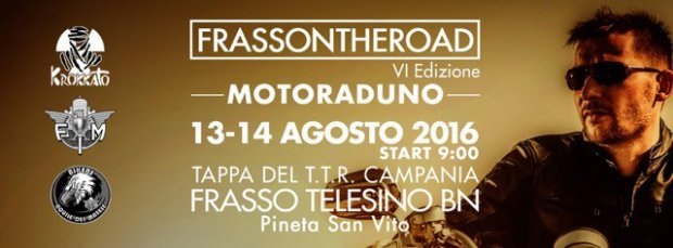 Frasso on the road