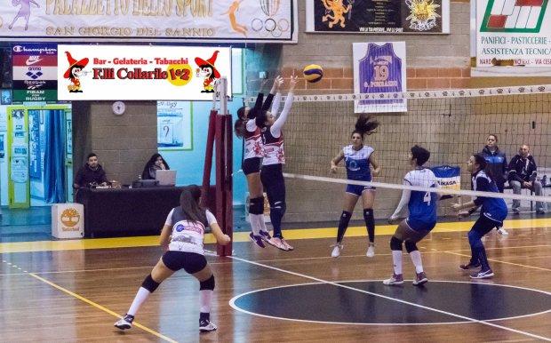 Tabaccchi F.lli Collarile Volley - Partenope Napoli