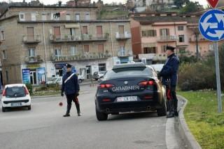 Pattuglia dei Carabinieri (foto di repertorio)