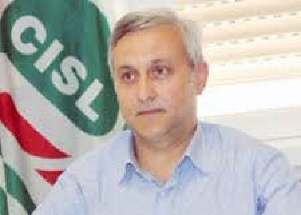 Mario Melchionna Cisl