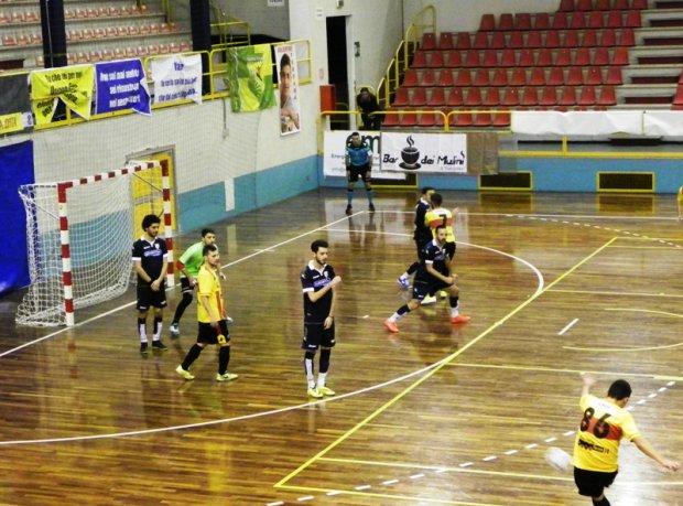 Calcio a 5. Benevento 5