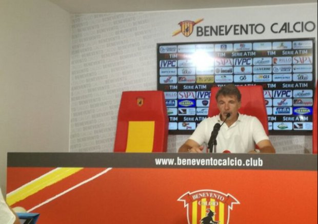Marco Baroni, allenatore Benevento 2017