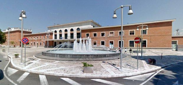 Benevento. Stazione Centrale