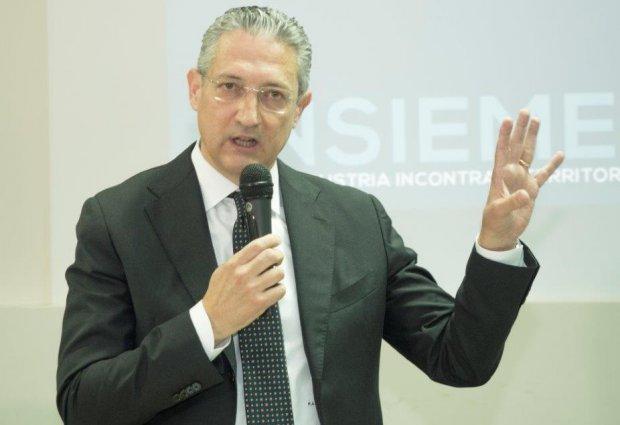 Filippo Liverini, presidente Confindustria Benevento