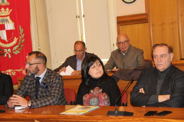 Presentazione Benevento, Citta' Cardio Protetta