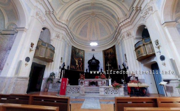 Basilica di San Bartolomeo (foto di Alfredo Martinelli, per gentile concessione)