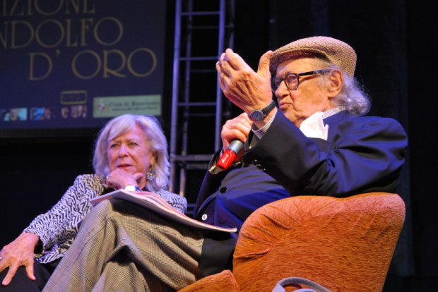 Ugo Gregoretti, direttore artistico del Premio Landolfo d'Oro di Pontelandolfo
