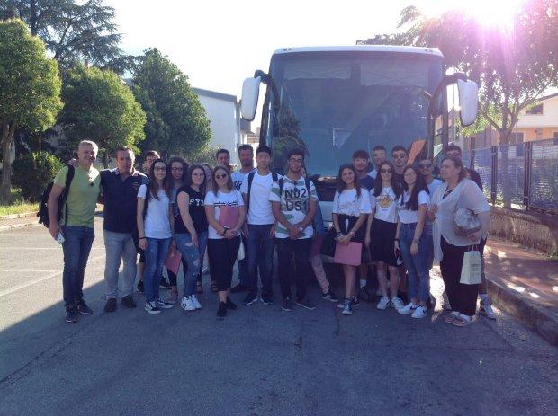 Studenti dell'ITE Lombardi a Malta