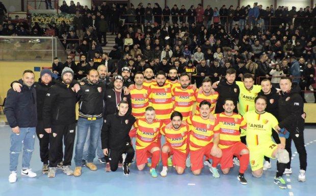Ansi Formazione Benevento 5 (2019)