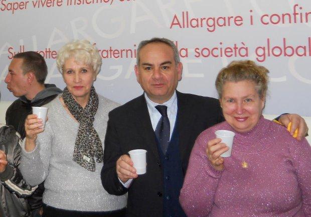 Filiberto Parente, Presidente dell'associazione Simposio Immigrati