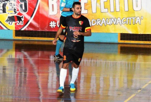 Benevento5, Nico Serino