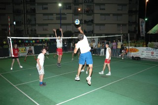 Green Volley (foto di archivio)
