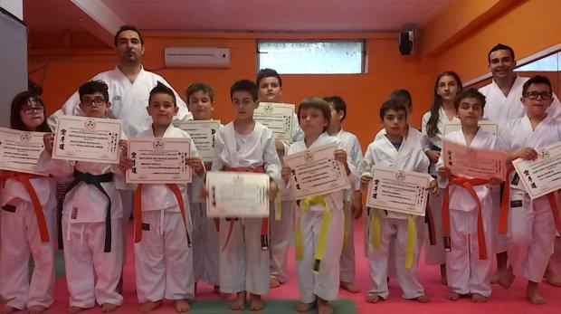 Karate, a.s.d. Raion di Manocalzati
