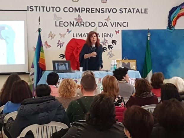 Istituto da Vinci Limatola - incontro sull'autismo