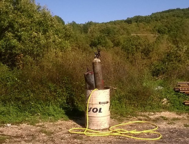 Bombola di acetilene