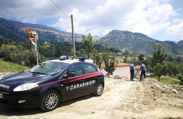 Area sequestrata CusanoM