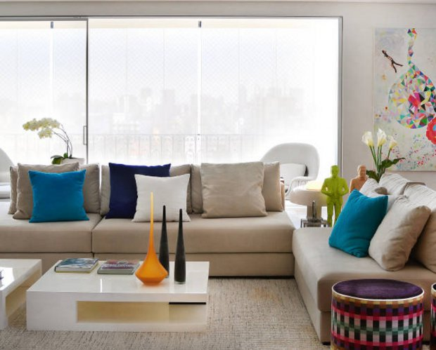 Consigli per arredare il soggiorno il quaderno - Arredare soggiorno moderno ...
