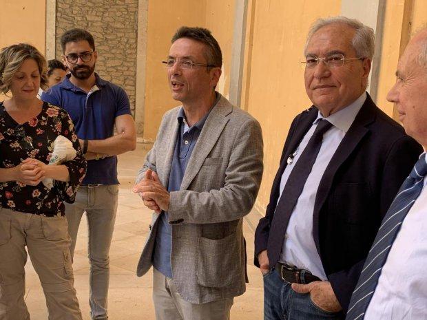 Gerardo Canfora il nuovo Rettore Unisannio