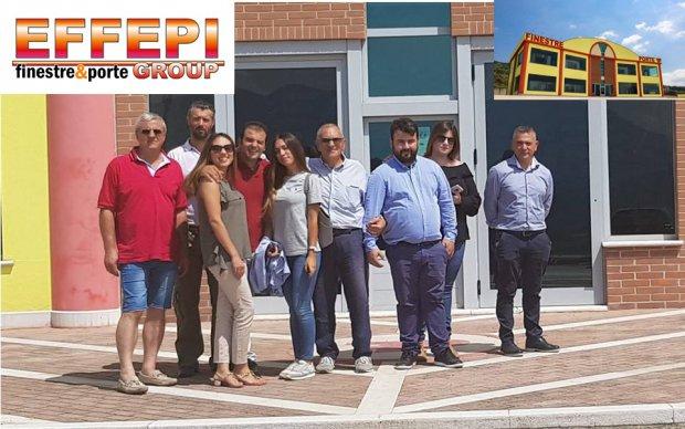 Izzo Infissi diventa FP Group