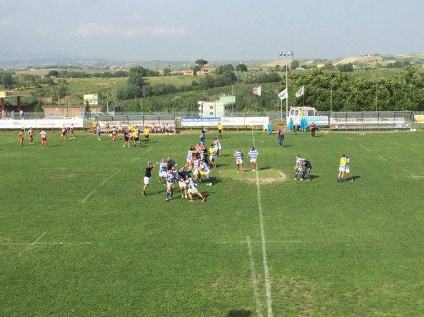 Ottopagine Benevento Rugby in serieA