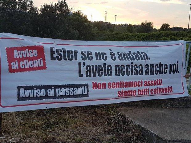 fiaccolata per ester caritas 2016 Caritas Benevento - Fiaccolata per Esther