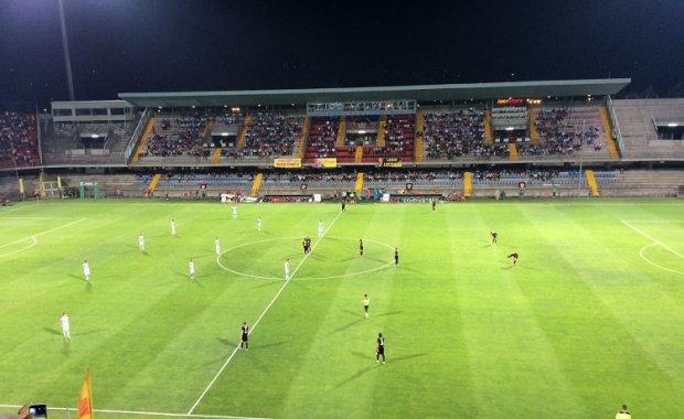 Stadio Ciro Vigorito. Benevento - Carpi (Foto Granata92 CC BY-SA 4.0)
