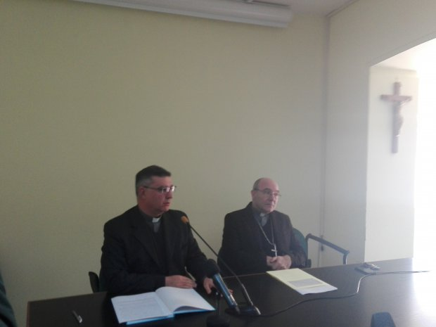 Monsignore Felice Accrocca