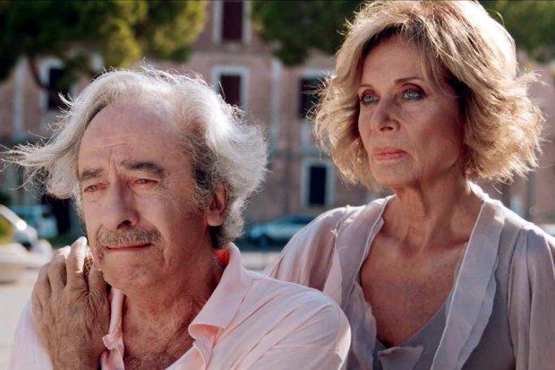 Mariano Rigillo e Anna Teresa Rossini