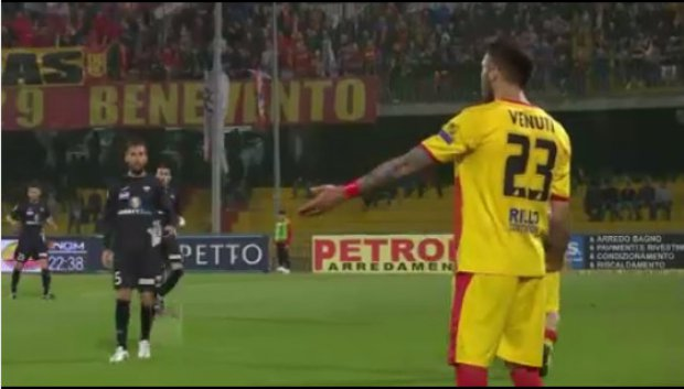 Benevento 1-3 Trapani, Giornata 32 Serie B ConTe.it 2016/17
