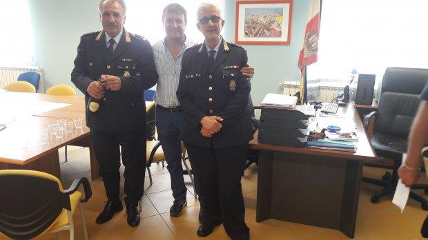 Giovanni Fantasia, Fioravante Bosco e Francesco Casale