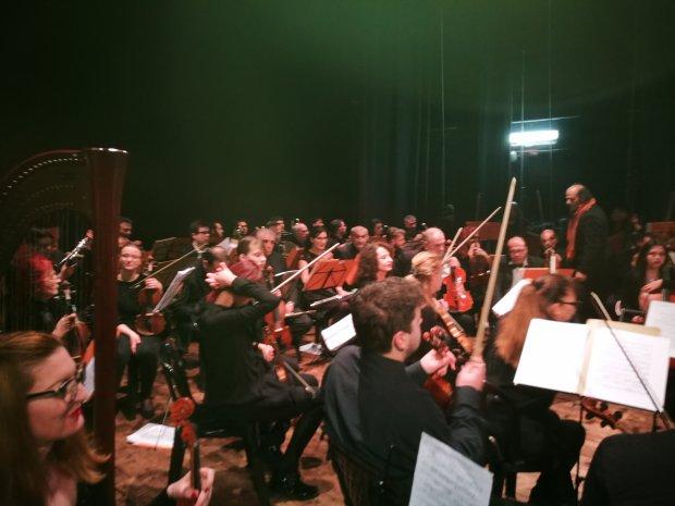 Concerto di Capodanno diretto da Leonardo Quadrini