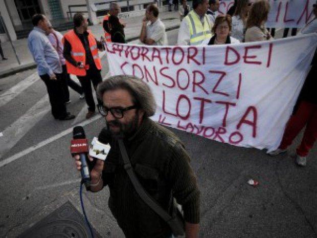 Pierino Mancini. Foto di Luigi Mastromarino. Tutti i diritti riservati.