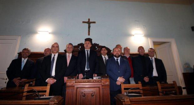 Insediato il Consiglio Provinciale eletto il 10 marzo 2019