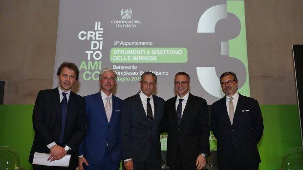 Credito Amico, nuovo incontro del ciclo.di seminari di Confindustria