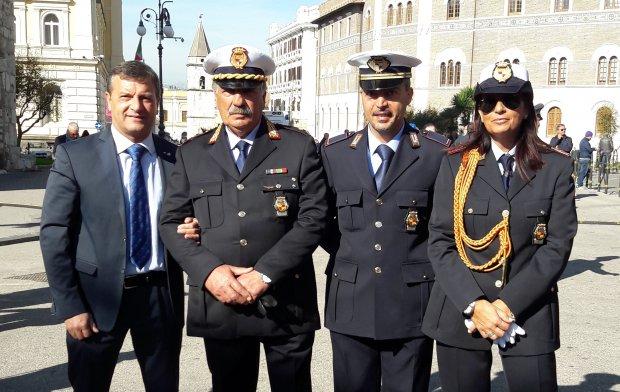 Giovanni Fantasia, comandante della Polizia Municipale di Benevento