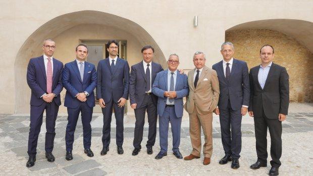 I relatori di #Orizzonte sud a Benevento