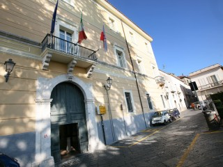Benevento - Palazzo Mosti