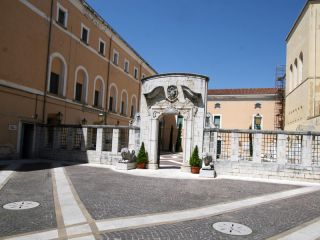 La Curia Arcivescovile di Benevento