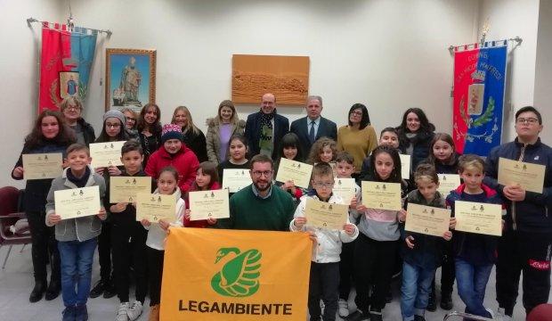 Premiati i vincitori del Concorso Un Sogno Green di Legambiente Medio Calore