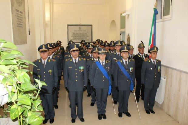 Guardia di Finanza Benevento 242 anniversario