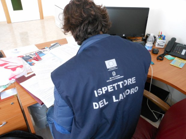 Ispettore del Lavoro, foto: magaze.it